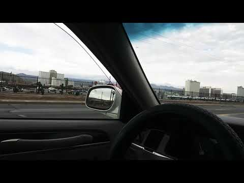 Arriving to laughlin Nevada. Feb 2020