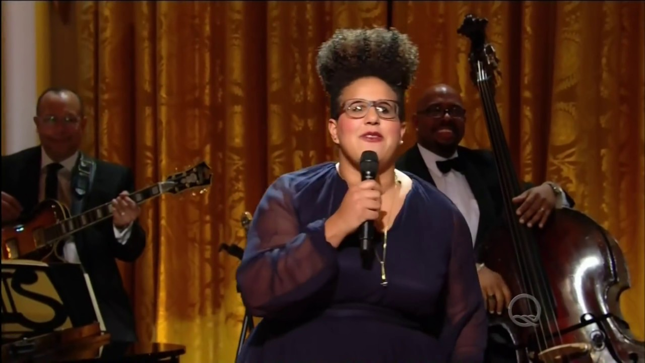 Brittany Howard performs