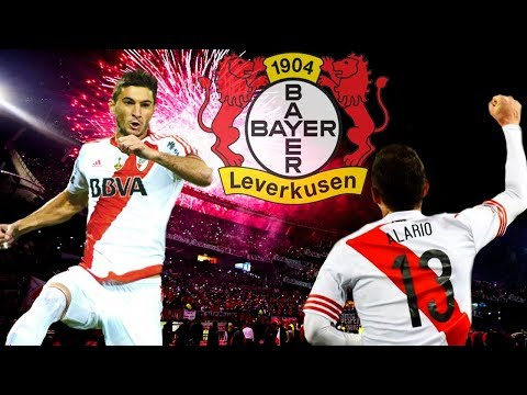 Lucas Alario | Welcome to/ Willkommen bei Bayer Leverkusen - Bundesliga | Goles Ziel Goals  2017