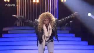 Tvoje tvář má známý hlas- Roman Vojtek jako Bon Jovi- Lovin on a player