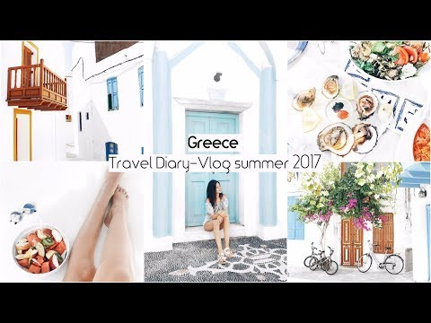 My Summer Diary - Greece travel diary and vlog (Kos,Nisyros,Kalymnos & Rhodos)