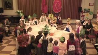 Детский пасхальный праздник. Свято-Троицкий храм. Helsinki