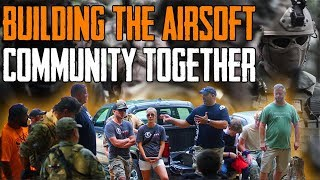 Building the Airsoft Community Together