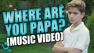 Gambar cover 👨‍👦 Where Are You Papa? (📖 Based on a True Story) (🎵 Music Video 🎥)