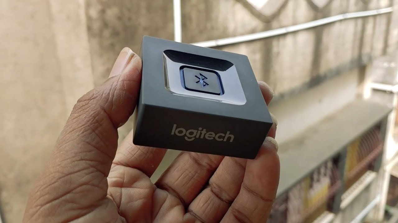 Logitech 980-001276 Bluetooth Audio Receiver with USB Unboxing And Overview