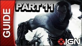 Darksiders II Walkthrough - The Lost Temple (2 of 3) - Part 11(Part 11 of IGN's video walkthrough of Darksiders II continues the Lost Temple dungeon., 2012-08-15T20:40:40.000Z)