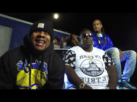 WORK DIRTY - GO LIVE ft. COUSIN FIK , STRESSMATIC (official video)