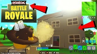 GETTING READY FOR ROBLOX FORTNITE BATTLE ROYALE! *Come Play*