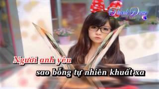 Karaoke Remix Giọt Nước Mắt Đàn Ông Vũ Hà By Thành Được