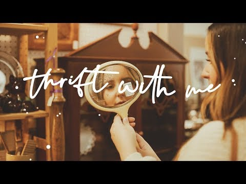 THRIFT WITH ME * VINTAGE SHOPPING
