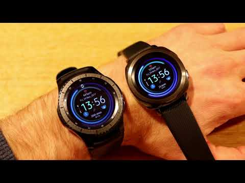 Samsung Gear S4/Galaxy Watch News - Sizes, Colors and Tizen! - Jibber Jab Reviews!