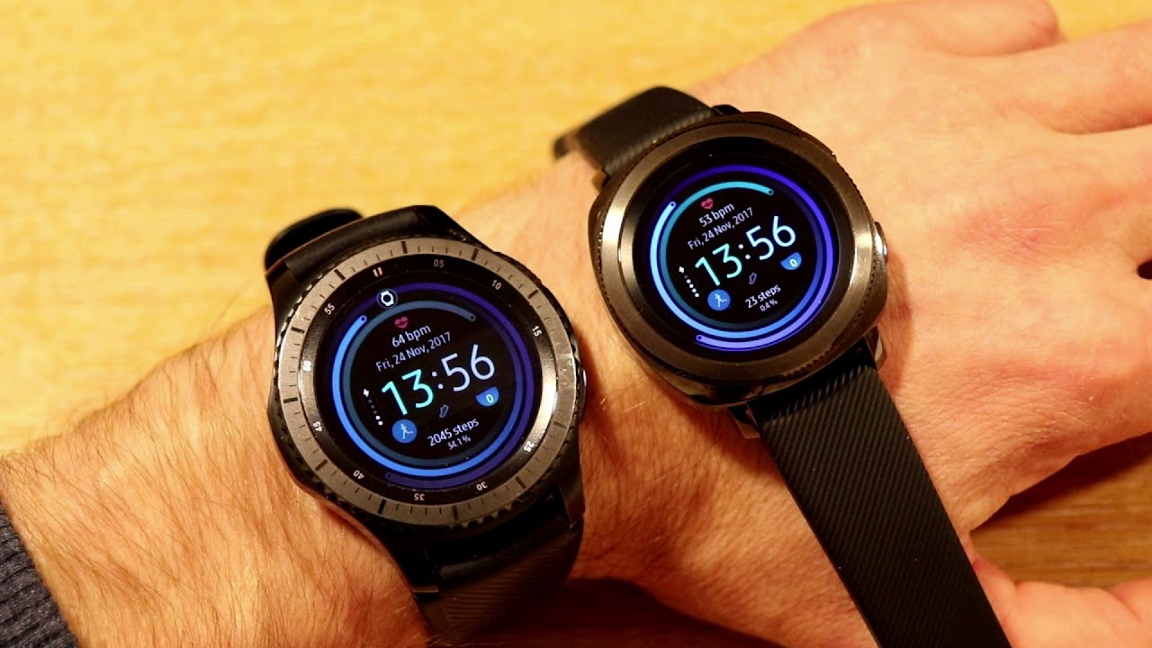 Samsung Gear S4 Galaxy Watch News