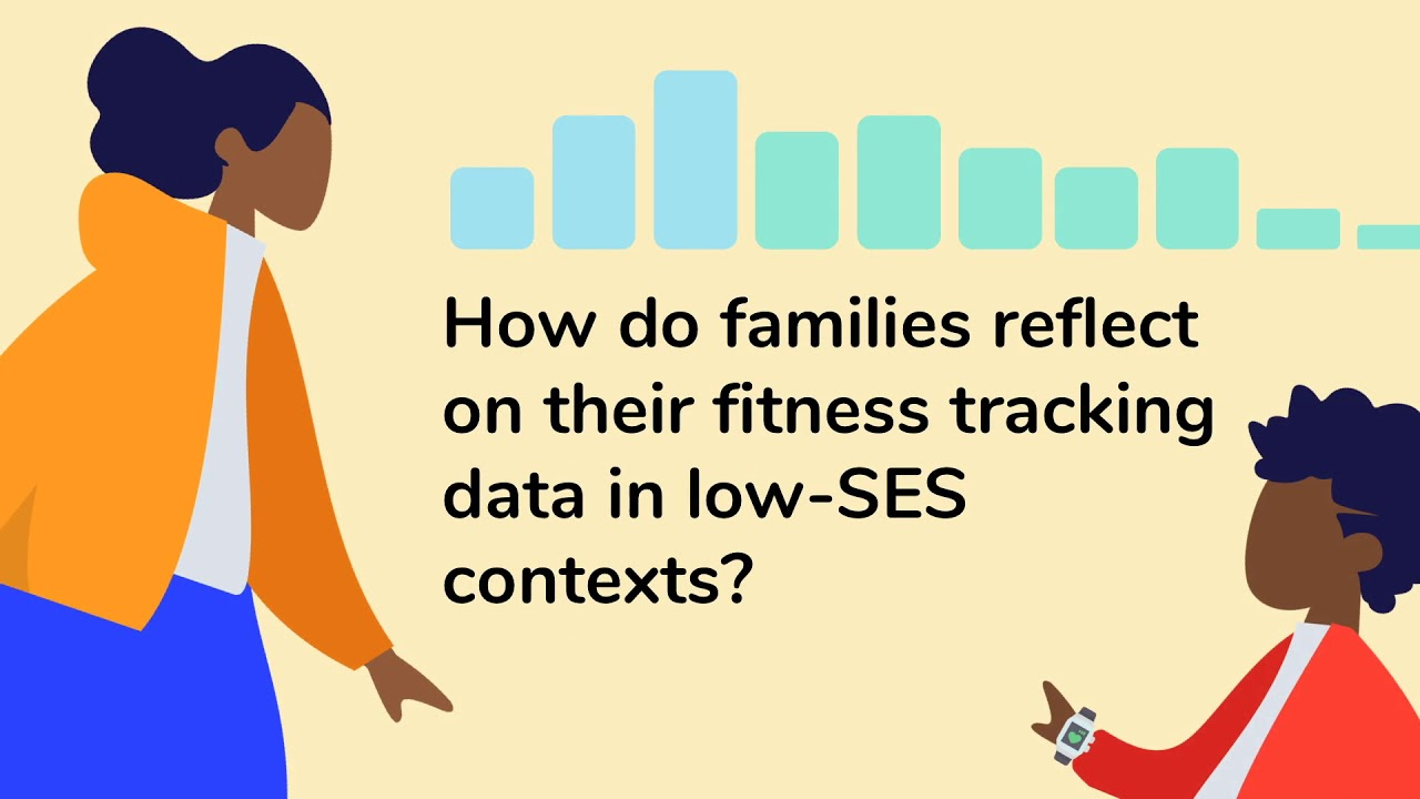 Social Reflections on Fitness Tracking Data