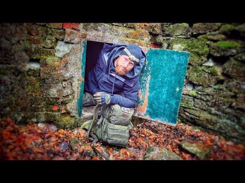Absturzgefahr! - Überflutetes Bergwerk gefunden