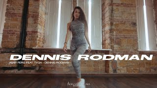 A$AP Ferg feat. Tyga - Dennis Rodman | Viktoria Boage | Twerk | VELVET YOUNG DANCE CENTRE
