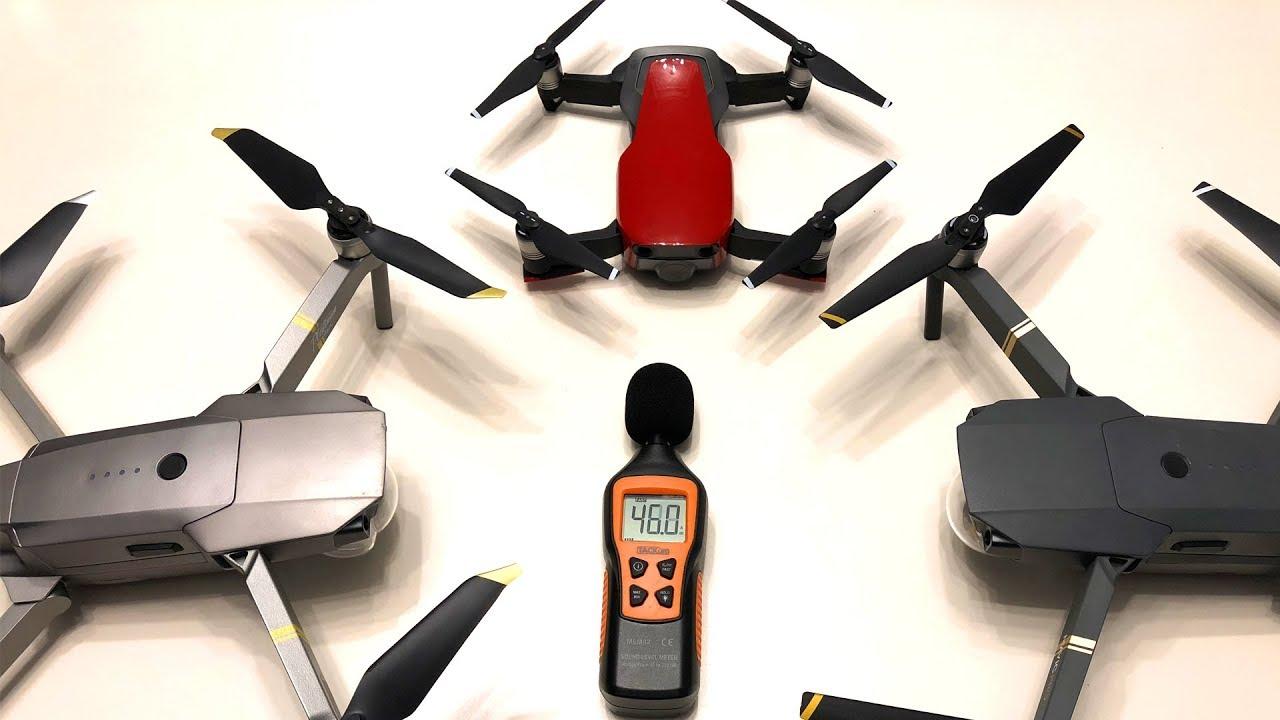 Mavic Air Vs Mavic Pro Sound Test Video Phim22 Com