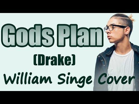 Gods Plan - Drake (William Singe Cover) (Lyrics)