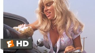 Cool Hand Luke (1967) - Car Wash Scene (2/8) | Movieclips