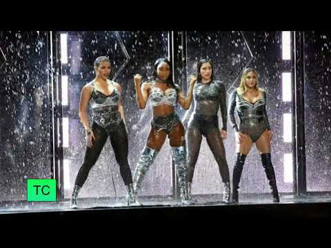 Fifth Harmony ft. Gucci Mane Perform 'Down' & 'Angel' Medley | 2017 VMAs | MTV