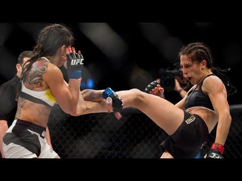 Free Fight: Joanna Jedrzejczyk Vs Claudia Gadelha 2 | TUF 23 Finale, 2016