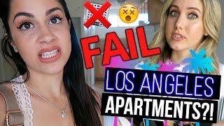 FINDING AN APARTMENT IN LOS ANGELES *FAIL* W/ Alex DeMar