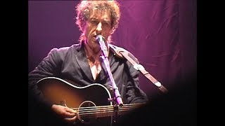 Bob Dylan, Blowing in The Wind  ,Newcastle 19.09.2000