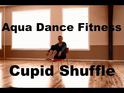 Aqua Dance Fitness: Cupid Shuffle