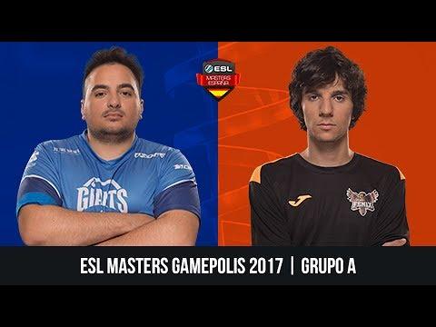 Giants Only The Brave vs. FEN1X eSports - Grupo A - ESL Masters Gamepolis 2017