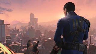 Fallout 4 Разведка трейлер