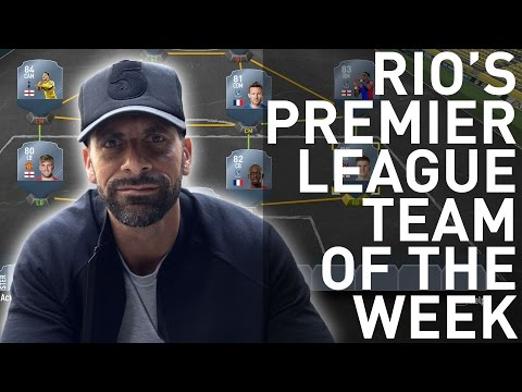 RIO'S FIFA EPL TEAM OF THE WEEK! | EP3