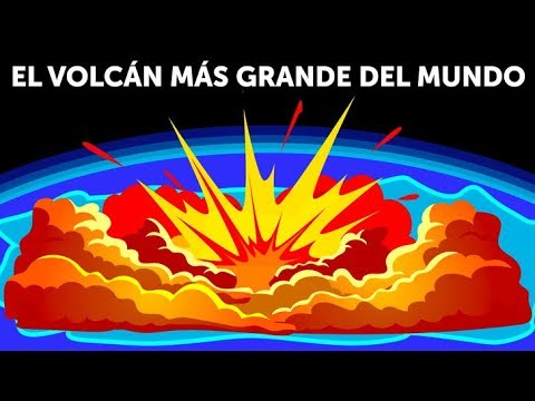 Anomalías magnéticas derribaron el volcán más grande del mundo