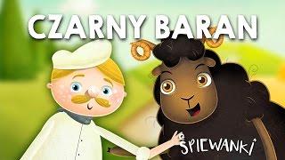 czarny baranie śpiewanki tv piosenki dla dzieci