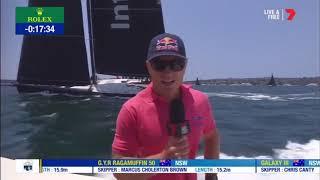 Rolex Sydney Hobart Yacht Race 2019 - Live Broadcast replay