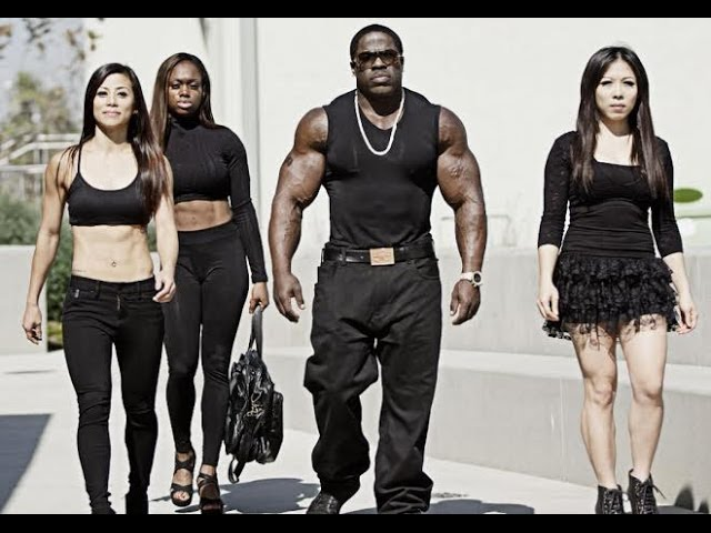 kali muscle |, Muscles