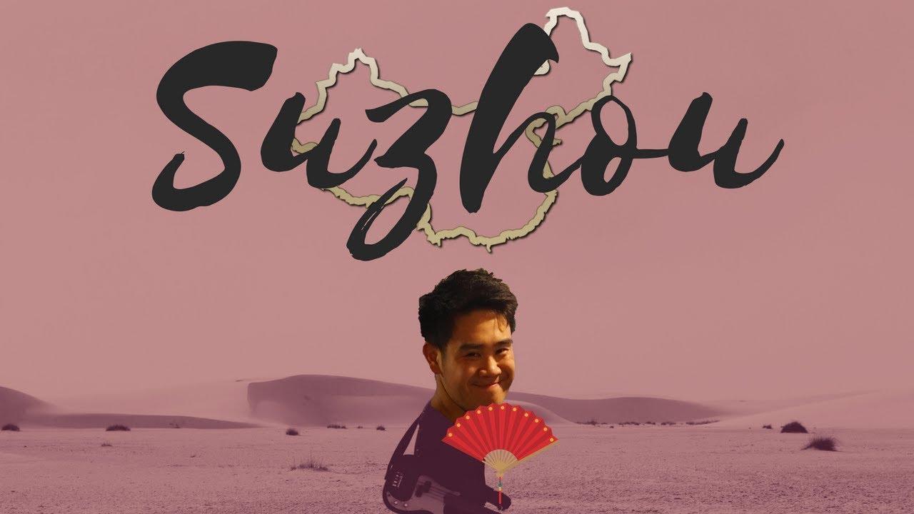 Hello Suzhou.