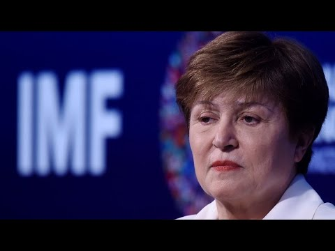 IMF Managing Director Kristalina Georgieva on Global Economy, African Debt Concerns