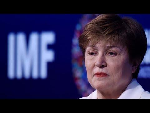 IMF Managing Director Kristalina Georgieva on Global Economy, African Debt Concerns
