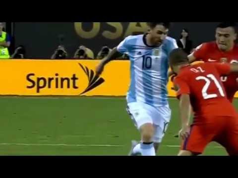 Аргентина - Чили Финал кубка Америки Обзор матча 27.06.2016