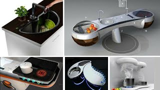 25 New Unusual Concept Kitchen Furniture Designs That Really Amazing|| kitchen design ideas||kitchen