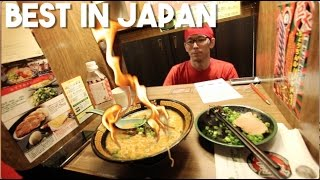 Where to eat ramen in Tokyo