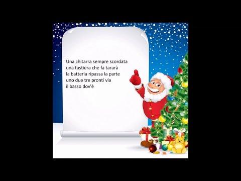 Natale rock - canzoni natalizie con testo