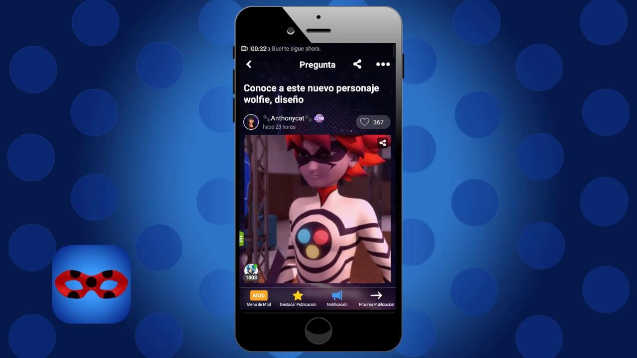 Miraculous Ladybug Amino Apk Download latest version 1.8
