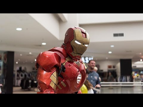 DIY: How To Make Iron Man Full Steel Body Suit