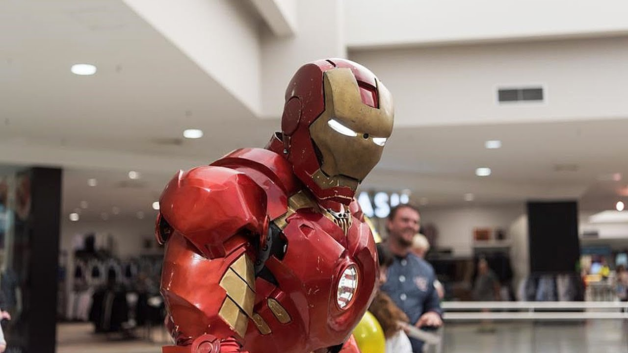 DIY How To Make Iron Man Full Steel Body Suit & DIY: How To Make Iron Man Full Steel Body Suit - YouTube