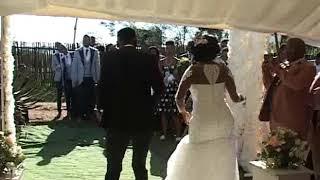 Atsi & Sbongy wedding eSwatini