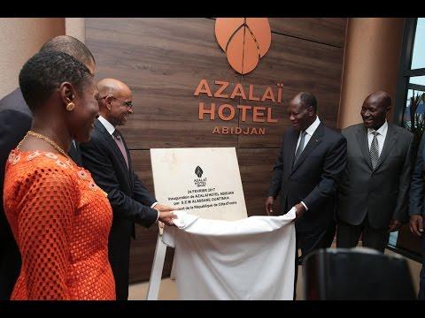 Inauguration de Azalaï Hôtel Abidjan