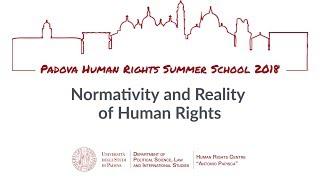 Padova Human Rights Summer School
