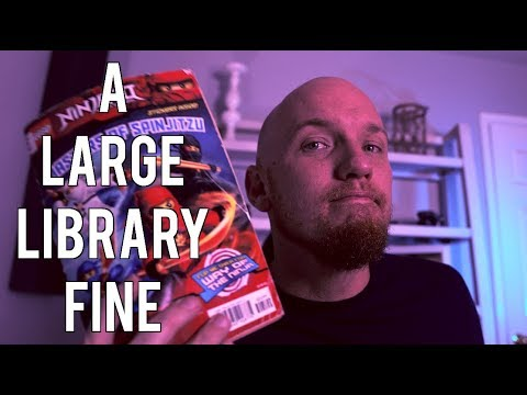 A Large Library Fine And MORE Drone Footage