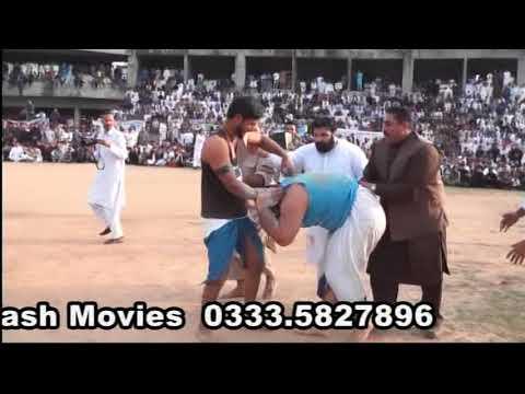 Bini - Raja Irfan Zafar vs Pehlwan Omar - Part 1 - Kotli Mela 11-3-18