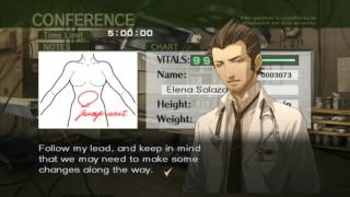 Trauma Center: New Blood - 1-4 Sorcery of Salvation